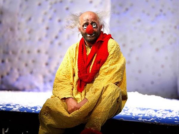 Clown Slava Polunin